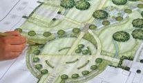 Paysagiste: architecte de jardin et parc, projets