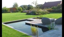 Aménagement de jardin en Brabant par I Love Garden