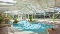 Abri de piscine Mons