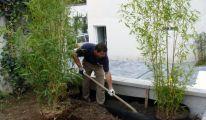 La pépinière Le Long Fond, l'aménagement jardin
