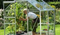 Les Serres de jardin à Jardiland Libert Gosselies
