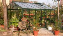 Serre Victorienne Import Garden