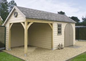 Abri de Jardin en Bois, Cottage