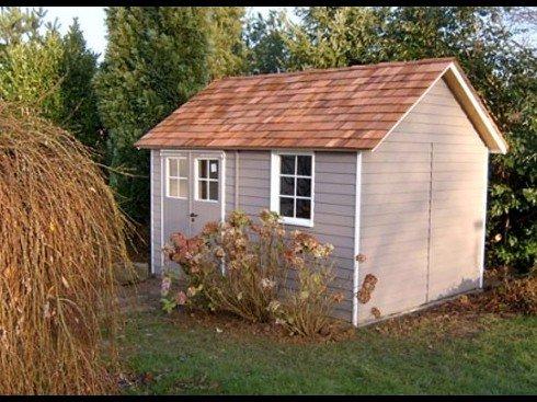 Bov d abris jardin chalets bois mesure for Abris de jardin sur mesure