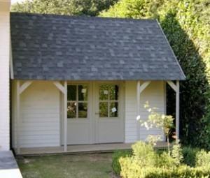 Les abris de jardin sur mesure de bov - Deco jardin chaussee de waterloo tours ...