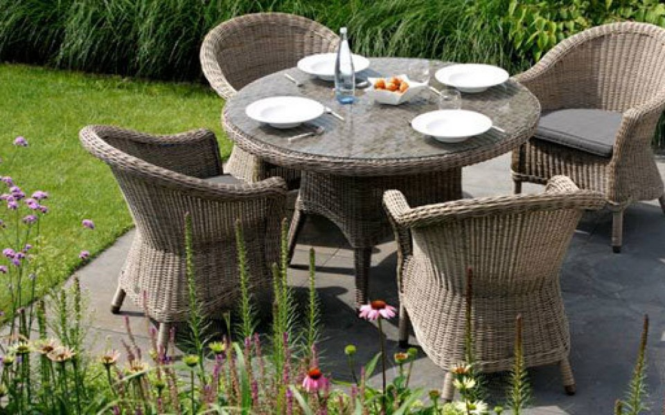 Stunning table de jardin en teck belgique contemporary for Meuble belge toff