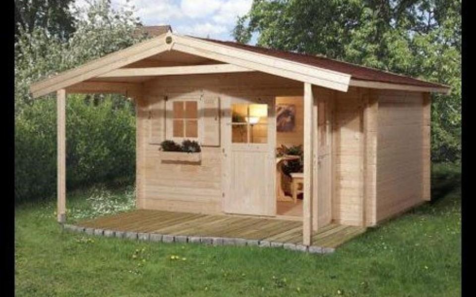 chalets de jardin chez jardiland goz e. Black Bedroom Furniture Sets. Home Design Ideas
