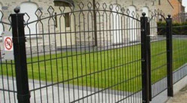 Cl tures de jardin decofor de betafence panneaux for Sujets decoratifs pour jardin