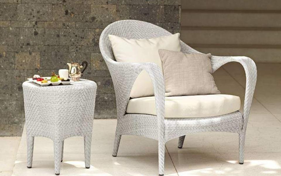 meubles de jardin en r sine tress e compagnie des jardins. Black Bedroom Furniture Sets. Home Design Ideas