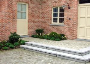 Henrion jardins cl tures portails jardin en bois et alu - Decoration jardin ottignies ...