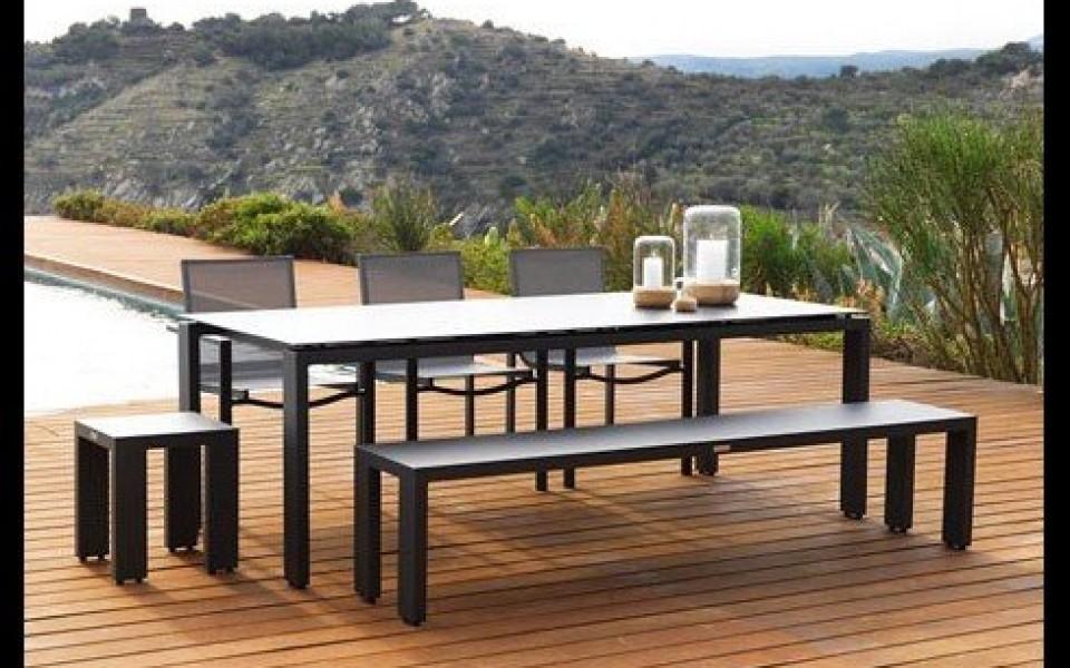 Les meubles de jardin jumet fleurus nivelles - Mobilier de jardin jardiland perpignan ...