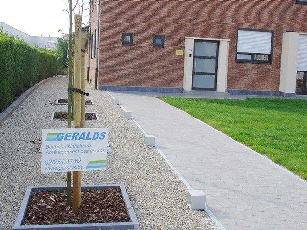 Pavage voirie dallage waterloo uccle grez doiceau for Entretien jardin bruxelles