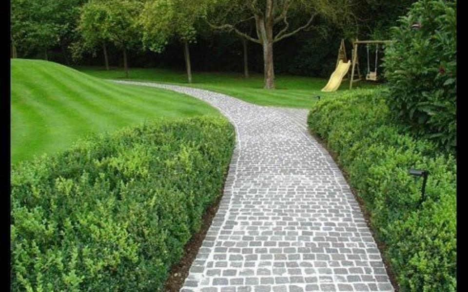 Pavage voirie dallage waterloo uccle grez doiceau bruxelles - Deco jardin chaussee de waterloo tours ...