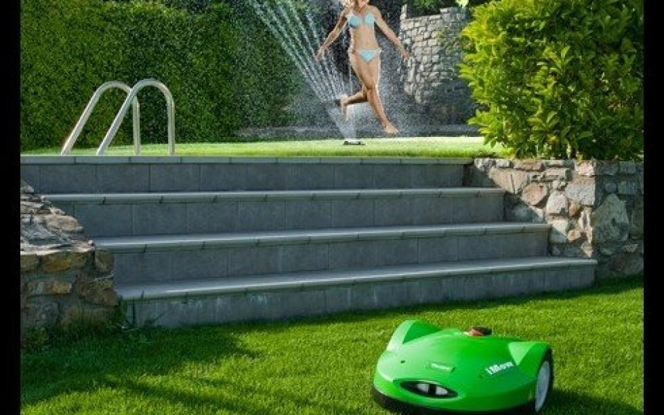 Robot de tonte viking chez provert waterloo - Deco jardin chaussee de waterloo tours ...