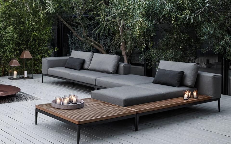 Gloster meubles de jardin compagnie des jardins - Muebles de exterior ...