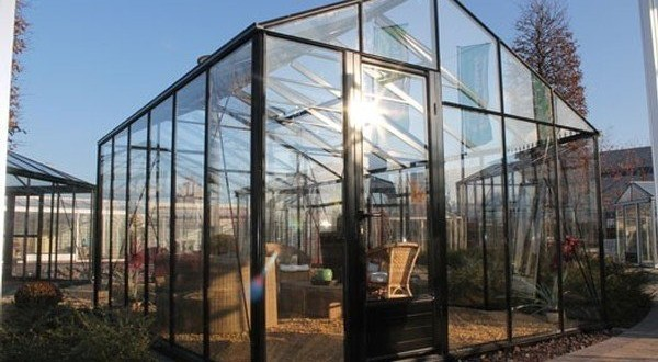Les serres de jardin chez jardiland lange goz e for Serres de jardin belgique