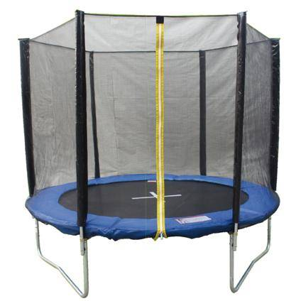 trampolines et jeux de jardin chez brico marche. Black Bedroom Furniture Sets. Home Design Ideas