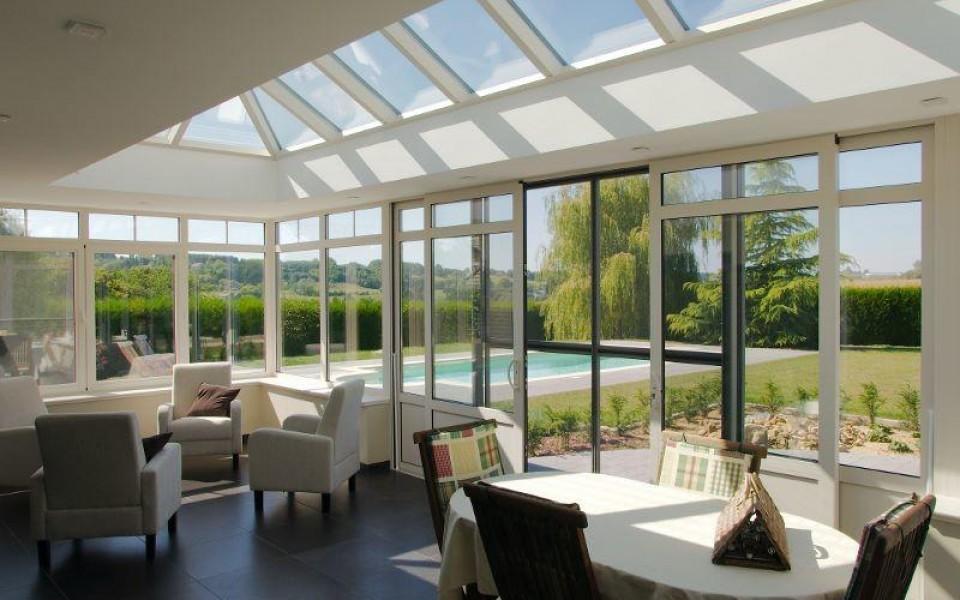 Quel budget pour une v randa en aluminium maison passion - Quel prix pour une veranda ...