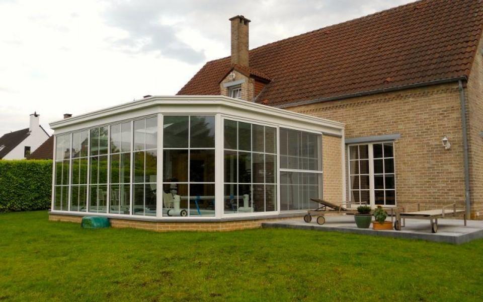Prix d'une Véranda en Aluminium, Maison Passion, Alu, Belgique