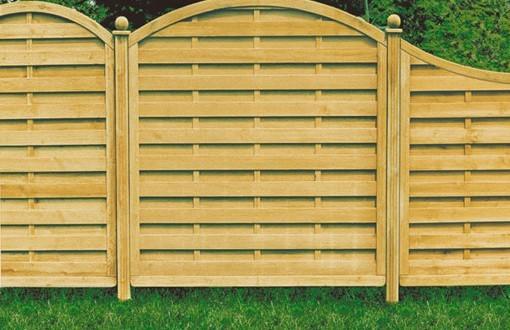 Les crans de jardin et les panneaux en bois for Ecran de jardin belgique