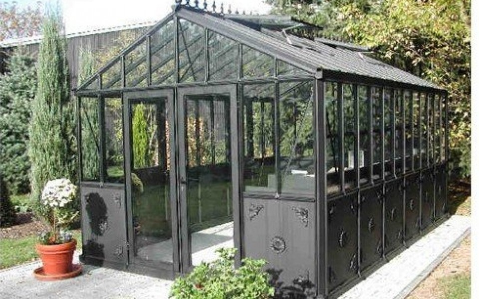 serre de jardin orangerie inspiraci n para el dise o del hogar y las ideas interiores. Black Bedroom Furniture Sets. Home Design Ideas