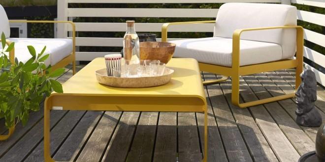 la nouvelle collection fermob 2016. Black Bedroom Furniture Sets. Home Design Ideas