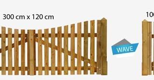 Portails-bois-prix-belgique-portillon-en-bois