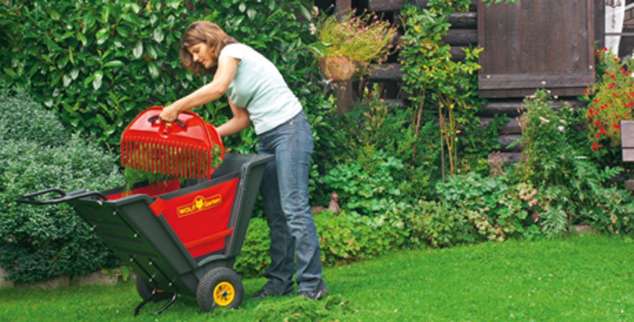 R teau pour gazon pelouse tangs r teaux feuille wolf for Entretien jardin bruxelles