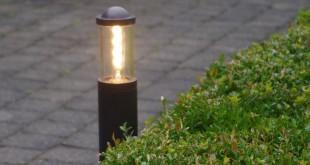 eclairage jardin tournai