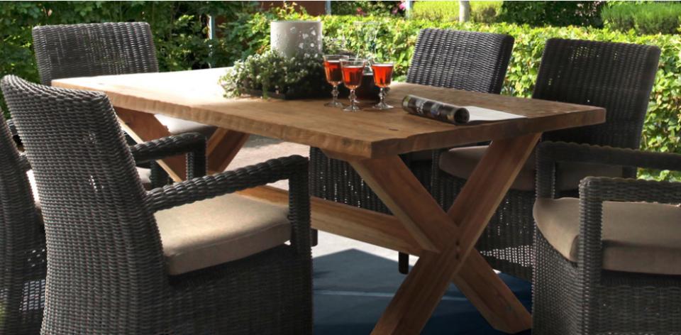 Meubles de jardin pour v randa tournai collection meuble - Mobilier pour veranda ...