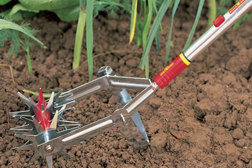Outils wolf garten pour la pr paration du sol for Wolf outils jardinage prix