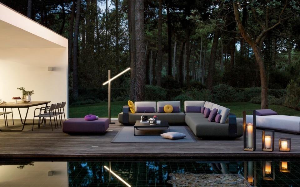 Meubles de jardin pour v randa tournai collection meuble - Deco jardin tournai nice ...