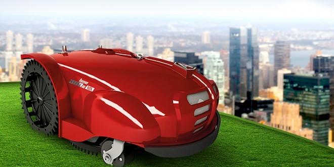 tondeuse gazon robot ambrogio l200r elite jardin et decoration amenagement et entretien. Black Bedroom Furniture Sets. Home Design Ideas