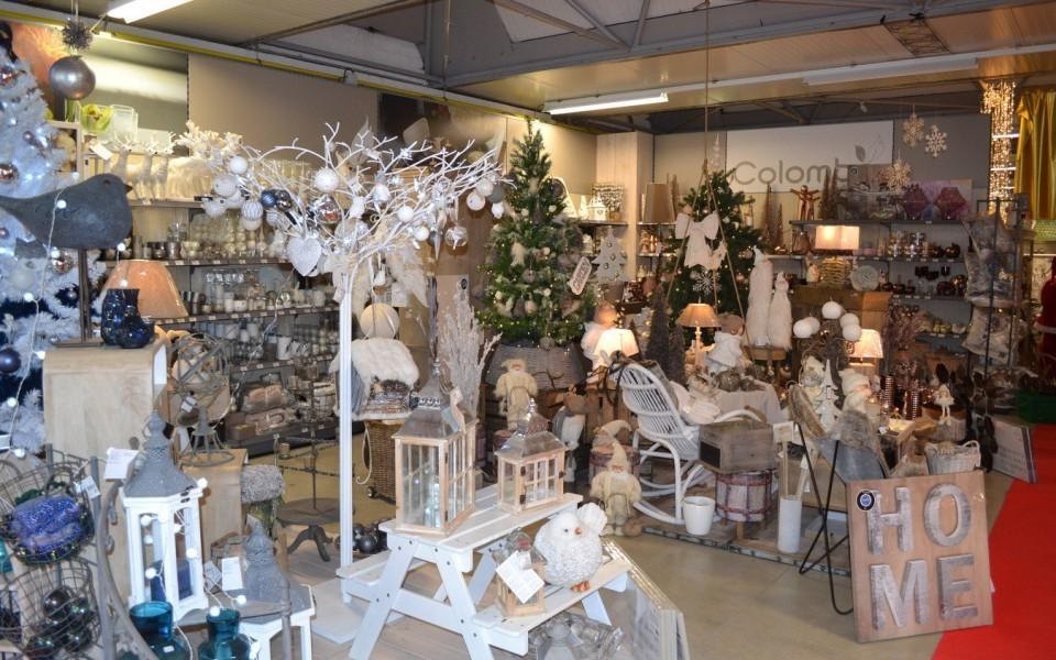 Magasin de Décoration de Noel à Charleroi
