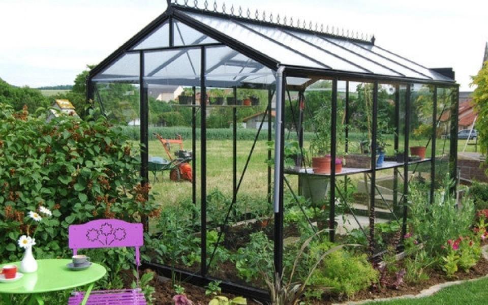 Serre de jardin namur jardinerie colombo for Prix d une serre