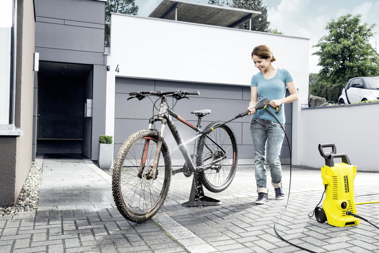 Votre all e de garage sera propre avec un nettoyeur haute for Entretien jardin bruxelles