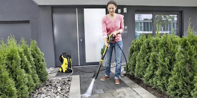 un nettoyeur haute pression pour votre terrasse jardin et decoration amenagement et entretien. Black Bedroom Furniture Sets. Home Design Ideas