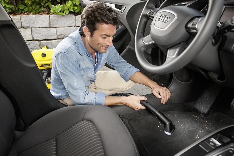 Nettoyeur haute pression karcher - Nettoyer les paves autobloquants ...