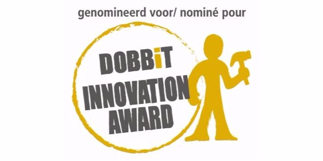 Dobbit innovation AWARD