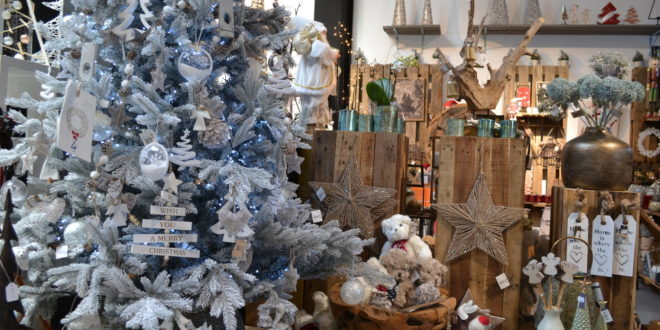 Marché de Noel à la Jardinerie Faune et Flore Nandrin
