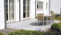 Idées d'aménagement de terrasses en bois: Henrion Landscapers