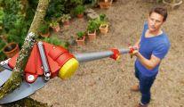 Outil pour l'élagage des arbres WOLF-Garten