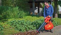Souffleur Aspirateur de feuilles, électrique WOLF-Garten