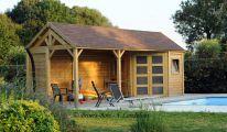 Atelier Botton, Pool-house, Assesse