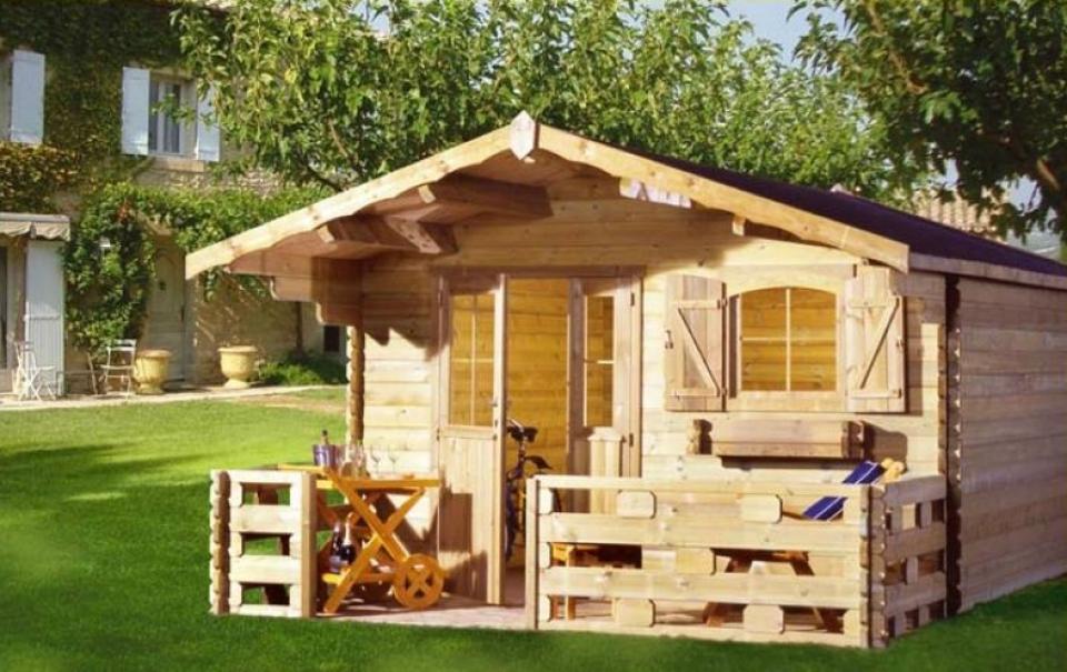 les abris de jardin des ateliers botton jardin et. Black Bedroom Furniture Sets. Home Design Ideas