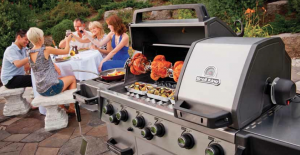 Barbecue Broil King a Gaz Belgique, Namur