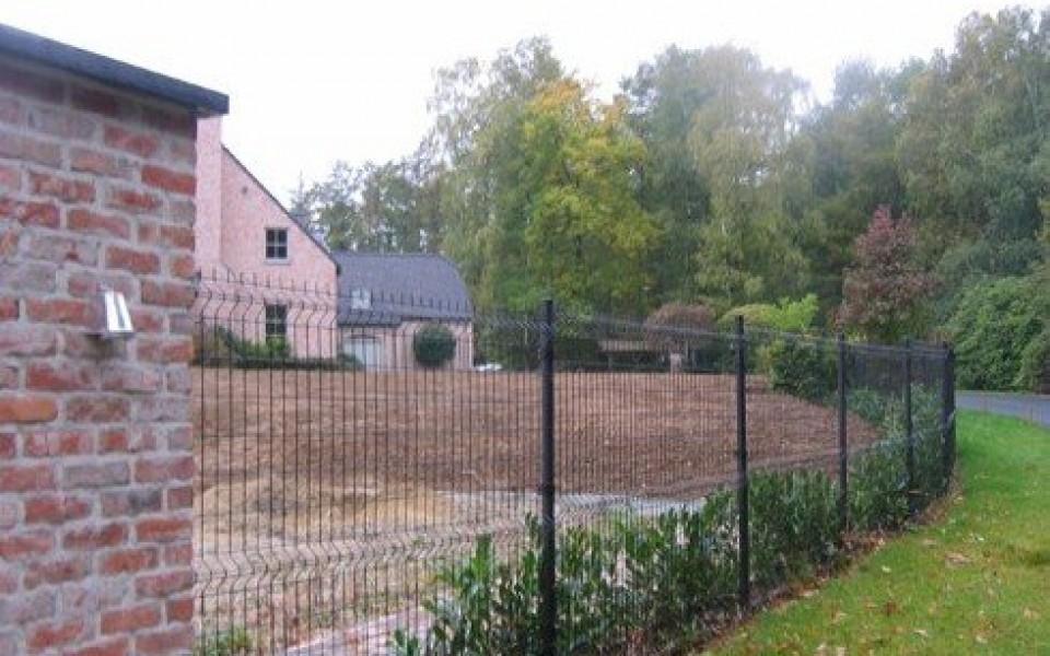 Clôtures de jardins Wavre, Gabions, Brabant-Wallon