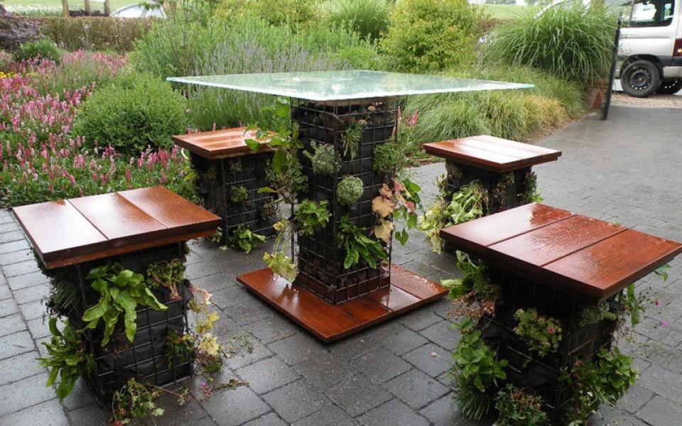 Am nagement murs v g tal par garden s creation jardin et - Comment faire un jardin vertical ...