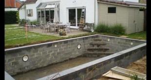 Renover Piscine, Renovation Piscine Beton Waterloo