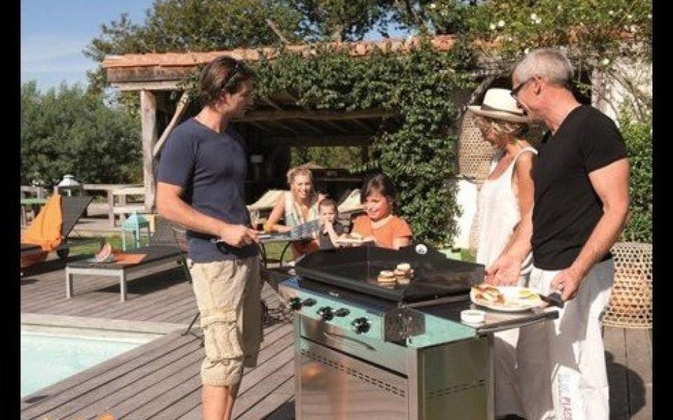 Compagnie des Jardins : Plancha